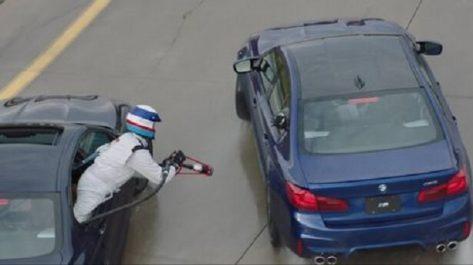 BMW Group : La BMW M5 s'offre le record du drift le plus long (Vidéo)