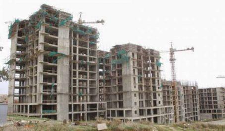 Tébessa : Résiliation du contrat d'une entreprise turque chargée de la construction des logements AADL