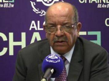 M. Abdelkader Messahel : l'Algérie maintien un « haut niveau de vigilance », parce qu'elle est entourée de zones de « haute turbulence »