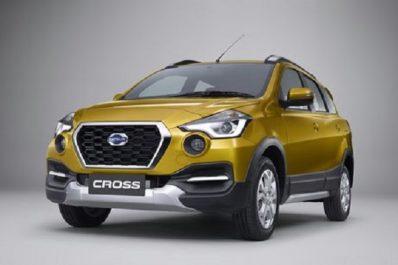 Alliance Renault-Nissan : Cross, premier crossover de Datsun