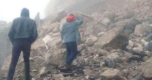 Tlemcen: Un mort lors d'un éboulement sur un chantier