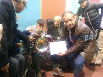D'anciens joueurs de la JSK honorés au tournoi à la mémoire de Matoub Lounès