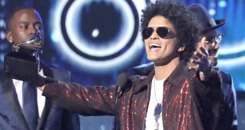 Grammys Awards : Bruno Mars et Kendrick Lamar raflent la mise