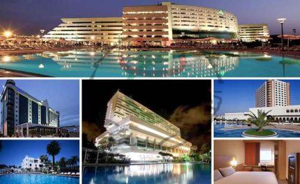 101 projets touristiques en cours de réalisation: Mise en service de 25 établissements hôteliers cet été