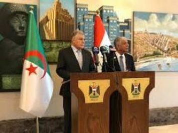 Algérie-Irak : prochaine conclusion de contrats dans les domaines de l'énergie
