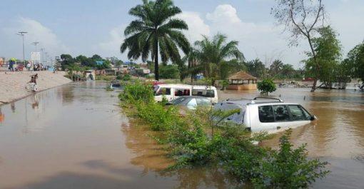 RD Congo : 37 morts dans des inondations à Kinshasa