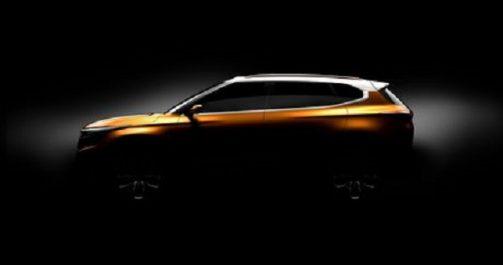 Kia Motors Corporation : Kia SP Concept, le SUV fabriqué en et pour l'Inde