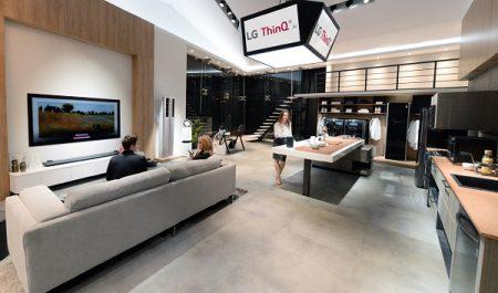 LG intègre la technologie DEEPTHINQ à ses produits et services dotés de l'intelligence artificielle.
