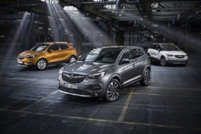 Marché automobile mondial : 2017, la plus grande offensive produit de l'histoire d'Opel