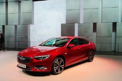 Groupe PSA : L'Opel Insignia atteint les 100.000 commandes en Europe