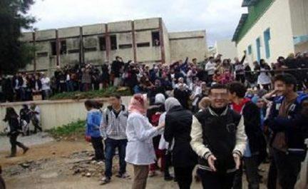 Grève illimitée dans les lycées de tizi ouzou : Le wali appelle à la raison