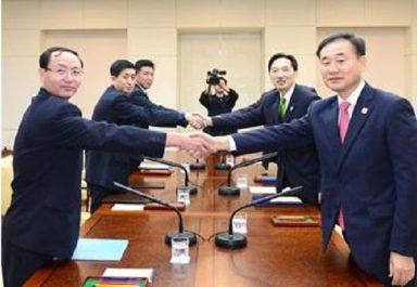 Péninsule coréenne : La réunification au coeur d'une réunion entre Séoul et Pyongyang