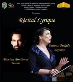 Opéra d'alger boualem bessaih : De la musique occidentale et berbéro-arabe revisitées!