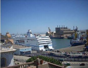 Grève des inscrits marins : Le port de Annaba reprend son activité
