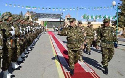 GAÏD SALAH, lors de son allocution à la quatrième région militaire : «L'ALN une valeur référentielle pour l'ANP»