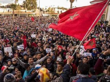 Au maroc , la contestation gronde dans l'ancienne ville minière de jerada : Face aux barons du charbon