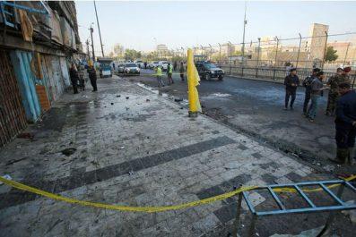 """Raid américain mené """"par erreur"""" contre les forces irakiennes : 8 morts"""