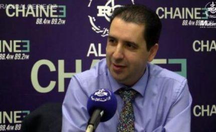Selon l'expert international: Raif Mokretar Kharroubi «Le cadre administratif et financier n'incite pas aux investissements»