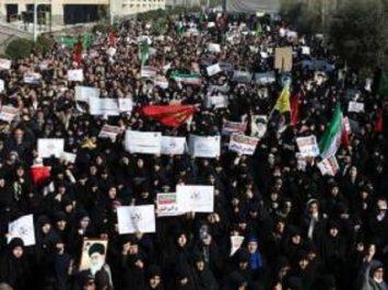 Les manifestations se multiplient en Iran : Khamenei accuse « des agents étrangers de s'infiltrer en fauteurs de troubles »