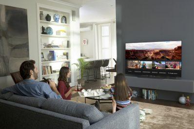 LG installe les bases des téléviseurs du futur avec les processeurs THINQ® ET α (ALPHA)