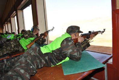 Championnat militaire de tir au pistolet automatique: 17 équipes en lice à Teleghema (Mila)