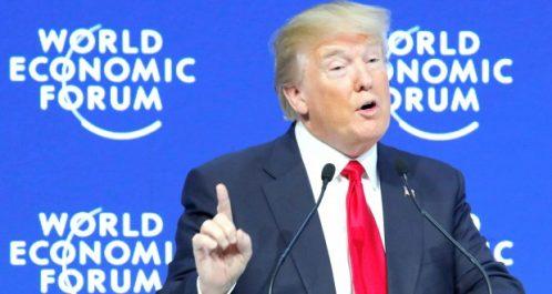 «L'Amérique d'abord n'est pas l'Amérique seule» : Trump s'emploie à séduire Davos