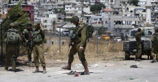 Deux Palestiniens tués par des tirs de soldats israéliens