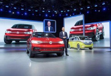 Marché automobile mondial : Offensive Produit réussie en 2017 pour Volkswagen