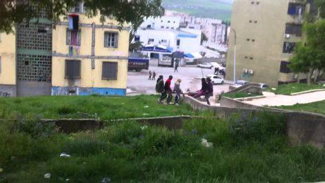 Constantine – Zighoud Youcef: Des habitants isolés par une route impraticable