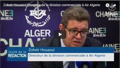 Grève des personnels navigants d'Air Algérie : le directeur commercial fait état d'un « gel », non d'une remise en cause des augmentations réclamées