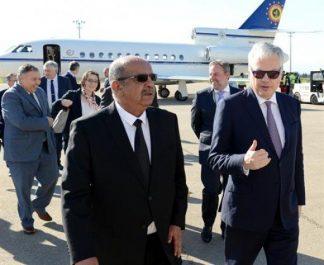 Le ministre belge des Affaires étrangères entame une visite de travail en Algérie
