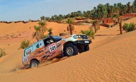 Sports Mécaniques : D'autres rallyes internationaux en perspectives dans le désert algérien
