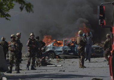 Kaboul: le bilan de l'attentat atteint 103 morts et 235 blessés