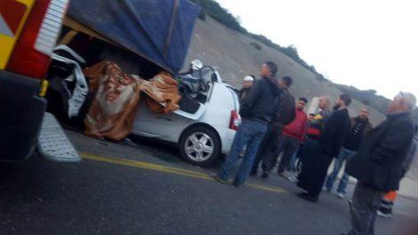 BLIDA : Accident mortel sur l'autoroute Est-Ouest