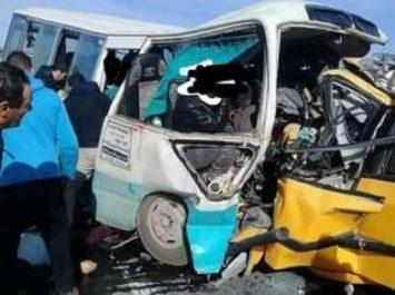 15 morts et 20 blessés dans un accident mortel sur la route de Sidi Ahmed (Saïda)