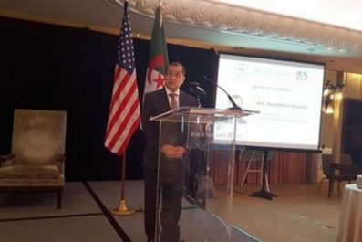 Energie: un forum algéro-américain prévu fin janvier à Houston