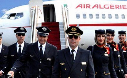 Le Personnel navigant d'Air Algérie suspend sa grève