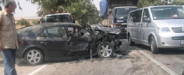 Six blessés dans des accidents de la route en 3 jours