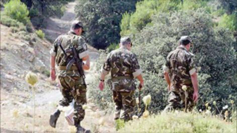 Le nombre de terroristes abattus à Khenchela s'élève à huit