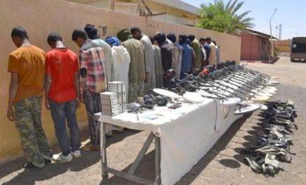 EXTRÊME SUD DU PAYS : 7 contrebandiers arrêtés à Bordj-Badji- Mokhtar et In Guezzam