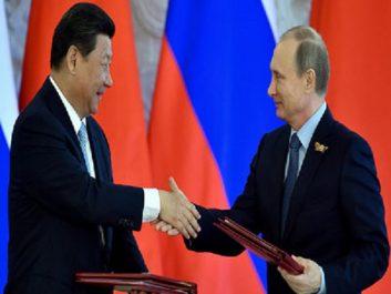 Chine-Russie : «L'axe autour duquel s'opère le basculement du monde»