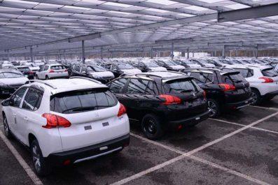 France : Plus de deux millions de voitures neuves immatriculées en 2017