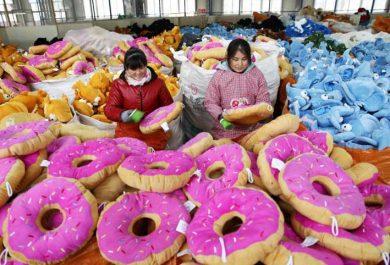 Chine : Le commerce extérieur rebondit vigoureusement en 2017