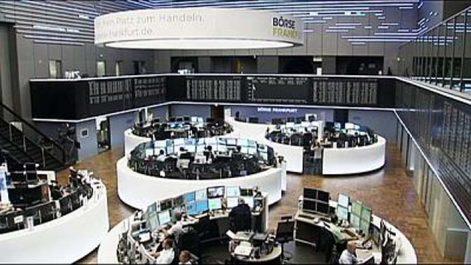 Bourses : Les places européennes finissent en hausse
