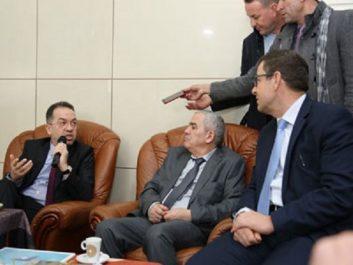 À partir de Bordj Bou-Arreridj : Mourad Zemali lance la mise en place du Centre d'appels de la CNR