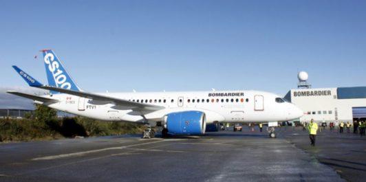 Face à Boeing et l'administration Trump : Bombardier crie victoire