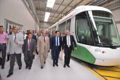 Le tramway de Sétif sera opérationnel le 8 mai prochain