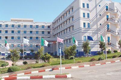 Etablissement hospitalier DR BENZERDJEB d'AÏN TÉMOUCHENT : 13 interventions chirurgicales de la scoliose réussies en trois jours