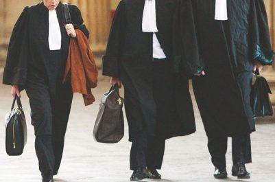 Ils traînent exagérément dans le traitement des affaires : Avertissement aux avocats commis d'office