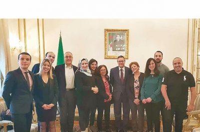 Il a invité Les correspondants de presse : L'ambassade d'Algérie à Paris veut mieux communiquer